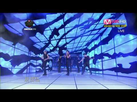 2pm Dont Stop Can't Stop + Without You Live