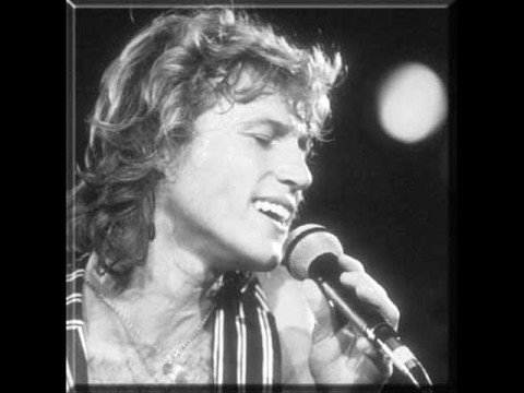 ANDY GIBB - MAN ON FIRE