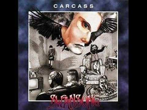 carcass - tomorrow belongs to nobody