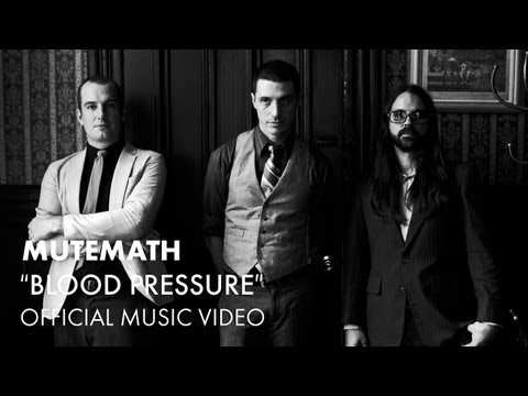 Mutemath - Blood Pressure [Official Music Video]