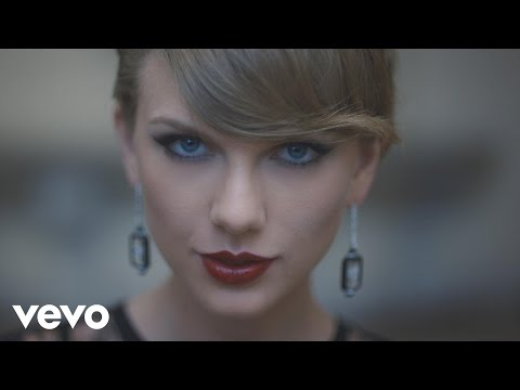 Taylor Swift - Blank Space