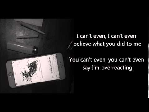 The Neighbourhood - I Can't Even ft. French Montana LYRICS