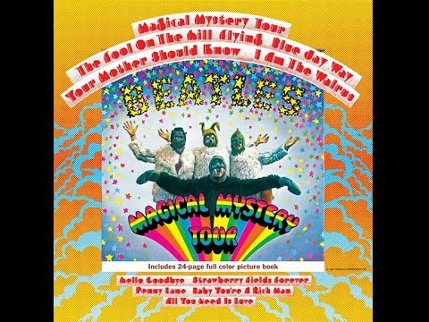 The Beatles - Magical Mystery Tour (Full Album)