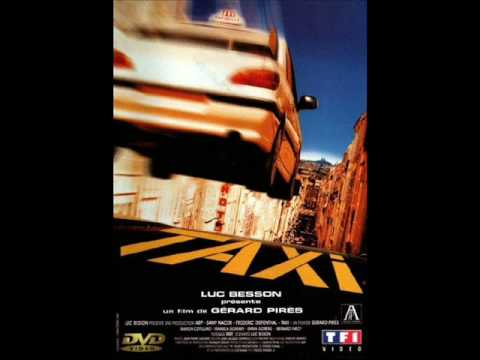 Taxi (the movie) music