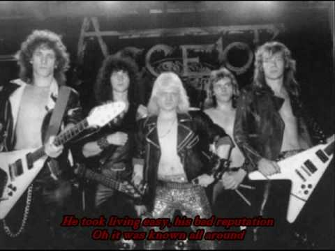 Accept - The King [Lyrics]