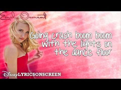 Emily Osment - All the Boys Want (Lyrics Video) HD