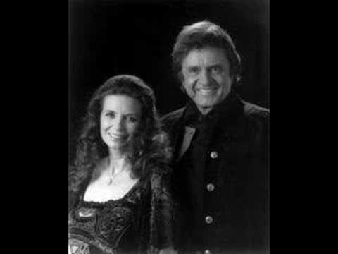 Long Legged Guitar Pickin' Man - Johnny Cash & June Carter