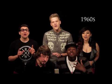 Evolution of Music - Pentatonix
