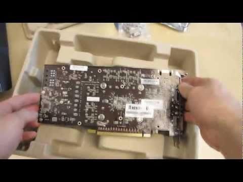 EVGA GeForce GTX 560 Ti DS Video Card Unboxing & First Look Linus Tech Tips