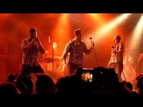 The Baseballs - Let Me Love You [HD] live