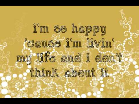I Don't Think About It (Emily Osment)~Lyrics~HD/HQ