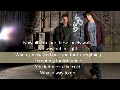 Black Toast - What A Way to Go (Supernatural 1x03 Soundtrack) full song!!!
