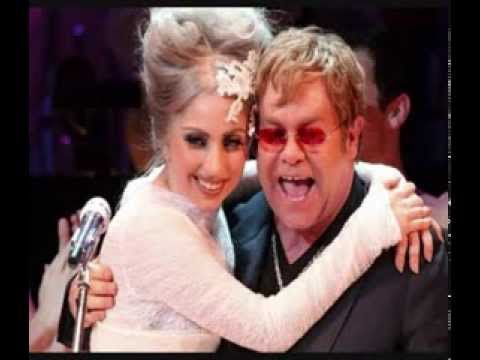 Elton John & Lady GaGa - Hello, Hello (Official Studio Version)