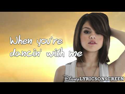 Selena Gomez & The Scene - Shake It Up - Lyrics