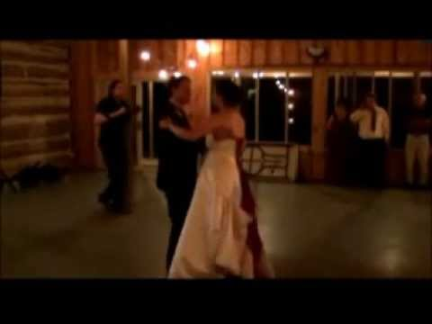 Jay and Holly's first dance - Fields of Gold